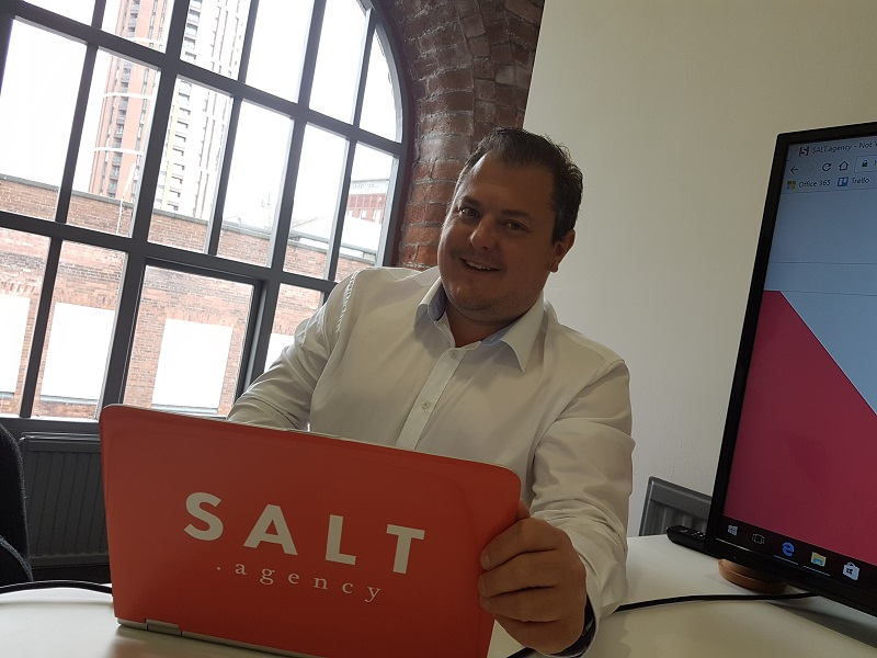 John Ward joins SALT.agency