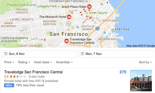 Google HPA