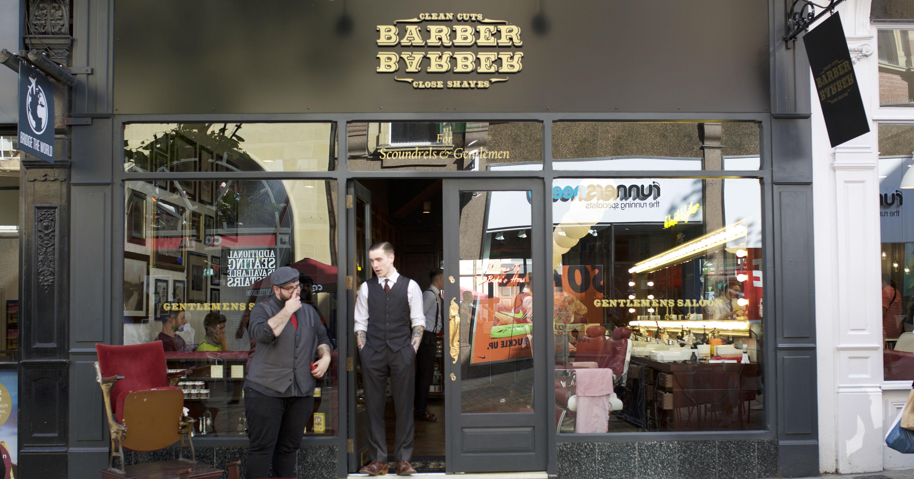 BarberBarber Leeds