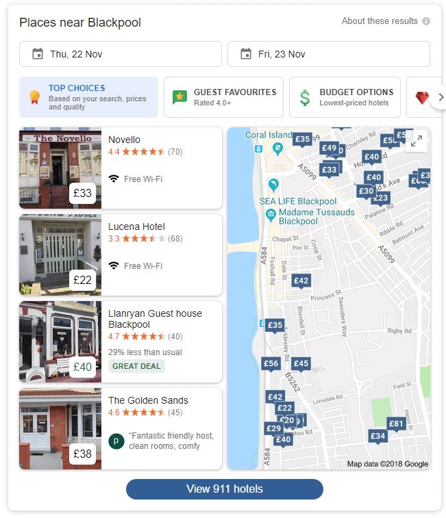 Full-Google-Map-Listing