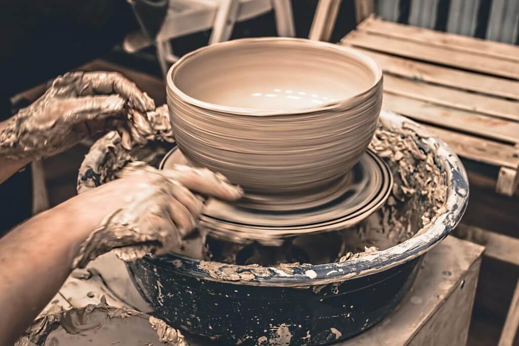 ceramics class