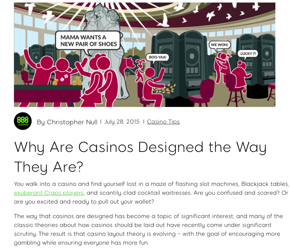 why are casinos designed the way they are screenshot