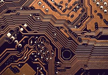 Concept - Circuit board