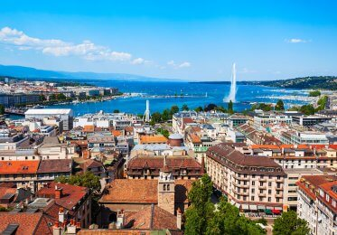 Geneva, the home of Protonmail.