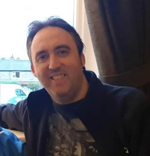 Stephen Robb, a data analyst at SALT.agency